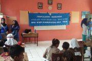 DPD KNPI Sula Gelar Penyuluhan Kesehatan Di Desa Waiboga