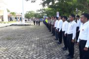 Polres Kepulauan Sula Gelar Apel Operasi Patuh 2017
