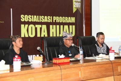 Pemkab Banyuwangi Komitmen Perbanyak RTH, Untuk Wujudkan Kota Hijau