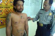 Dua Preman dibekuk Tim Anti Bandit Polsek Rungkut Surabaya