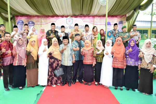 Dinas Pendidikan Gelar Peringatan Isra' Mi'raj Nabi Muhammad SAW 1438 H / 2017M