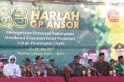 Harlah Ke 83 GP Ansor se-Jatim Di Ponpes Lirboyo Kediri
