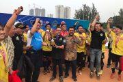 Brigade Beringin FC Juarai Event Football For Peace