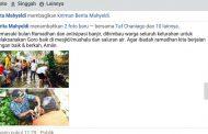 Memasuki Bulan Suci Ramadhan 1438 H, Walikota Padang Himbau Warga Tingkatkan Goro