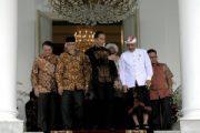 Presiden Jokowi : Setop Saling Menyalahkan