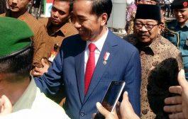 Pakde Karwo dan Presiden Jokowi Jadi Saksi Pengukuhan Guru Besar KH Ma'ruf Amin