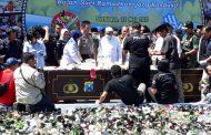 Polrestabes Surabaya Musnahkan Narkoba Senilai 20 M