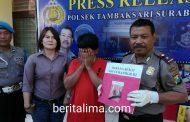 DPO Tertangkap Setelah Lima Kali Mencuri Motor