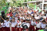 Pemkab Sergai Gelar Kegiatan Xpansi,Tunjukan Kepedulian Pada Dunia Pendidikan dan Kelestarian Alam
