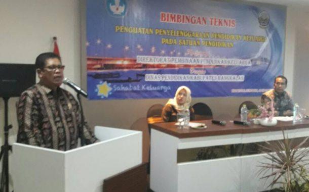 Disdik Bangkalan Kerjasama Dengan Direktorat Pendidikan PAUD
