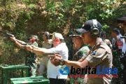 Tingkatkan Soliditas FORKOPIMDA Situbondo Latihan Tembak Bareng