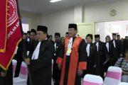 44 Advokat Peradin Banten Disumpah, Ini Pesan Ropaun Rambe