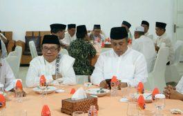 Kapolda Kalteng Buka Puasa Bersama Wakil Gubernur