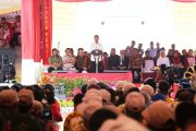 Jokowi, Ini Telah Menjadi Satu Wadah Pertemuan Seluruh Petani
