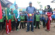 Wabup Achmad Fauzi Lepas JJS  Yayasan Mambaul Ulum Manding