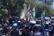 Ratusan Bonek Demo, Tuntut Iwan Setiawan Segera Dipecat
