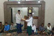 Safari Ramadhan Desa Singolatren, Ta'mir Masjid Mendapat Bantuan