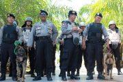 Tiga Personil K-9 Polres Banyuwangi Diimpor dari Belanda