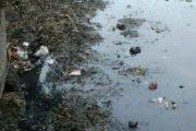 Akibat Lumpur Menggunung, Kali Lagoa Kanal Makin Dangkal