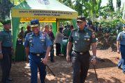 Pelaksanaan TMMD di Kabupaten Tuban, Resmi Ditutup
