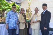 Porseni Kopertis IX Sulawesi Polimarim  Juara Umum