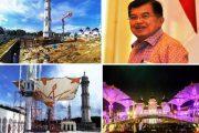 Wakil Presiden Akan Resmikan Masjid Raya Baiturrahman