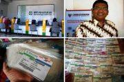 Kartu BPJS Menjadi Koleksi di Rumah Kepala Desa
