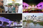 Didesain Masjid Baiturrahman Aceh Mengikuti Nabawi dan Madinah