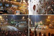 Bom Bunuh diri Meledak di Kampung Melayau