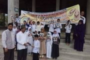 Luar Biasa, Gelar Gerakan Sandal Jepit Di Bulan Ramadhan