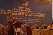 Prof Supriadi Rustad: PTS Nakal Senang Wisuda