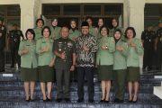 Wagub Jatim Saksikan Serah Terima Kepala Staf Kodam Brawijaya