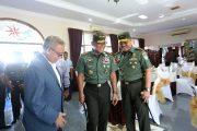 Panglima TNI Disambut Forkopimda Aceh