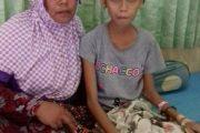 Gadis Kecil Mengalami Kelainan Jantung Butuh Bantuan Dana