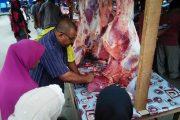 Harga Daging Meugang Kedua di Bireuen Melejit