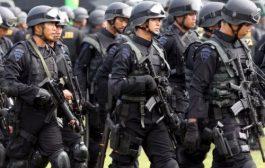 Cctv Masjid Rekam Detik-detik Penangkapan Teroris
