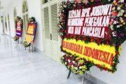 Kirim Karangan Bunga, Mulai Ahok, Kapolri Hingga Jokowi