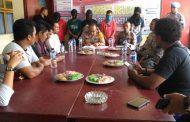 Jalin Silaturahmi, Kapolres Haalbar Gelar Coffe Morning, Sekaligus Merilis Kasus Pencabulan & Penganiayaan