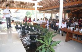 Berikut Langkah HT Untuk Angkat Petani Kopi di Pasuruan
