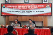 Kabid Humas : Polisi Butuh Elaborasi Bersama Media