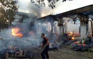 Gudang Mebel Ludes Dilalap Si Jago Merah, Polisi Amankan TKP