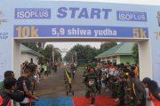 "Lomba Lari ""Dirgahayu Run""Dalam Rangka Hut Ke 59 Yonif PR 328 Kostrad"