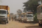 Pasukan Garuda Indobatt-03 Unamid Gelar Patroli di Wilayah Sudan