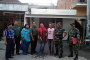 Giliran Posko RTLH Menganti Disambangi Tim Konsultan RTLH Provinsi Jatim