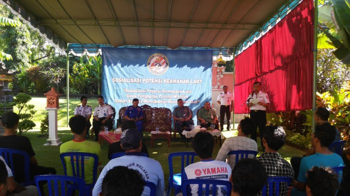 Optimalkan Sinergi, Bakamla RI Adakan Sosialisasi Keamanan Laut di Bali