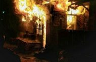 Kebakaran Hanguskan 5 Rumah di Kota Bima