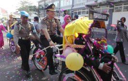 Selamat Jalan 28 Wisudawan Polrestabes Surabaya