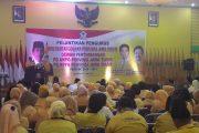 Ketum DPP Partai Golkar Tugaskan Adies Kadir Tingkatkan Kesejahteraan