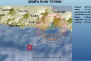 Gempa 5,5 SR di Blitar Terasa Hingga Madiun dan Malang