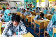 23 Siswa Tingkat SMP di SR 03 Bireuen Tidak Ikut UNKP